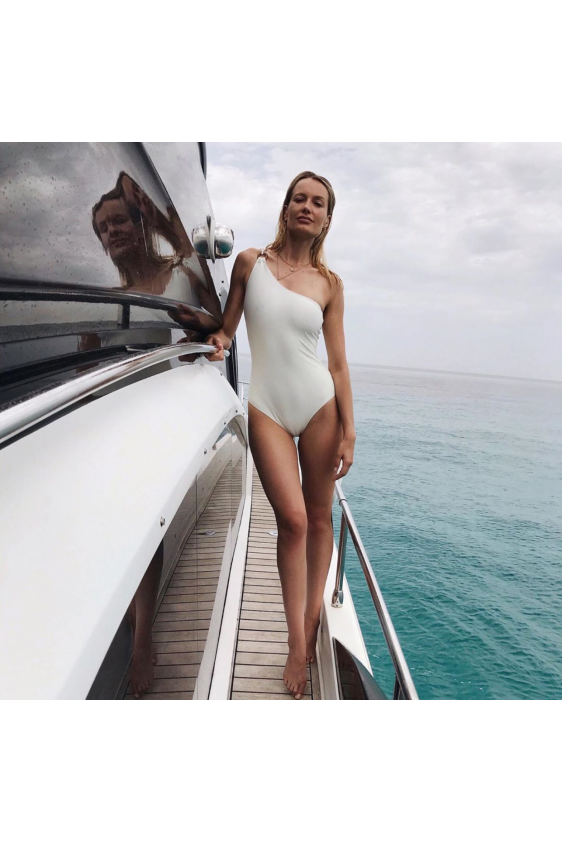 ST LUCIA ONE PIECE IVORY